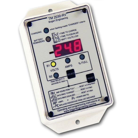 Bogart Engineering Battery Monitor