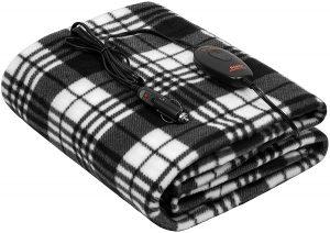 Sojoy 12V Electric Travel Blanket