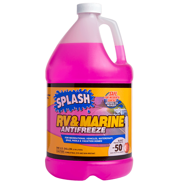 SPLASH RV & Marine Antifreeze