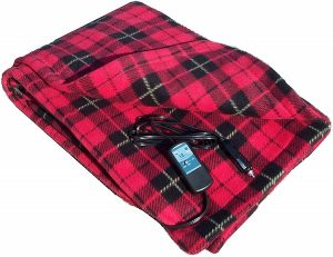 One of the best 12V heated blanket
