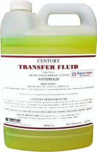 Rv Transfer Fluid