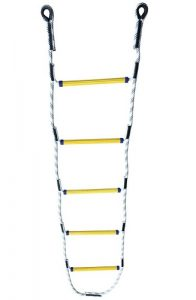 The highest weight limit you will find on a ladder. It is highly recommended to use for kids as it can support multiple people's weight at a time.