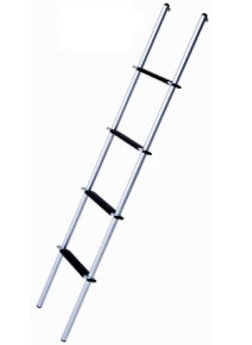 """The best overall RV bunk ladder that excels in every feature of a bunk ladder. With extra safety systems and sturdy build, it is also easy on the budget. """